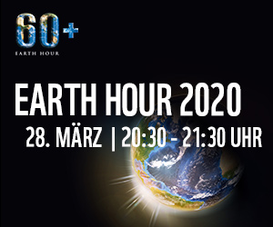 Earth Hour in St. Martin am 28.03.2020